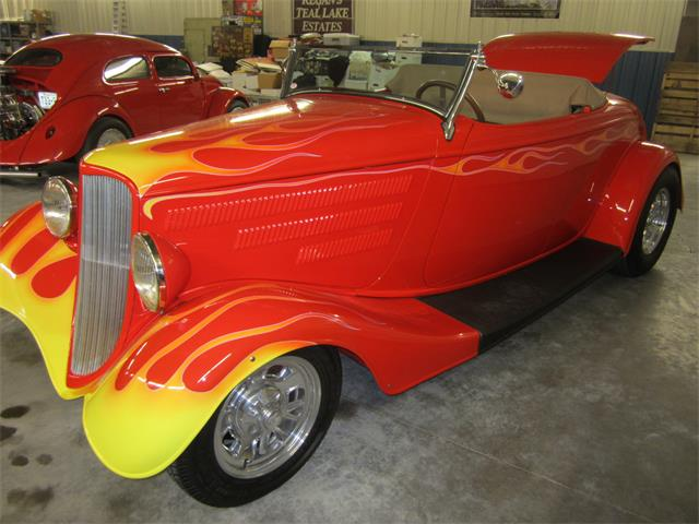1934 Ford Roadster | 905929