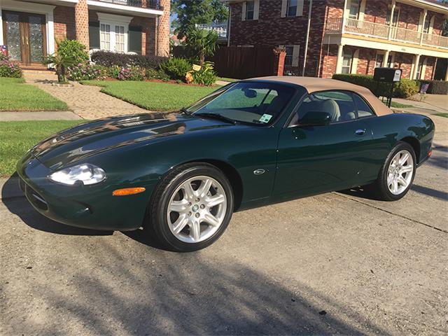 2000 Jaguar XK8 | 905937