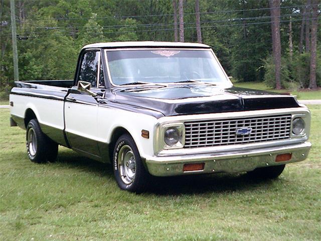 1972 Chevrolet C/K 10 | 905939