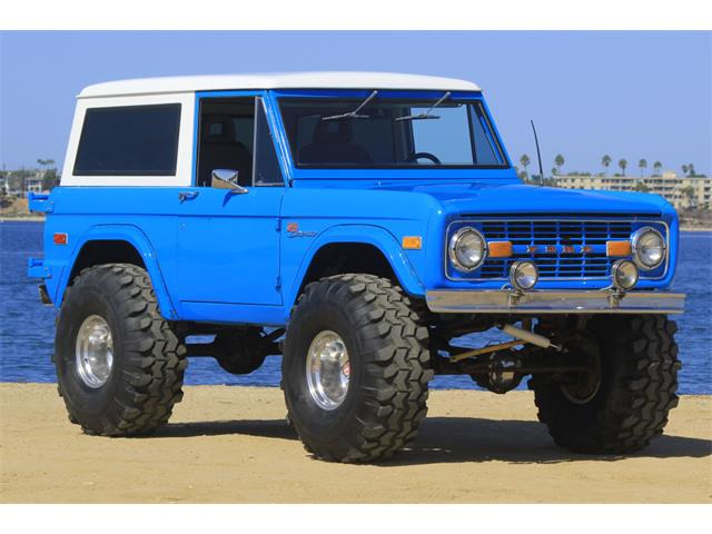 1973 Ford Bronco | 905972