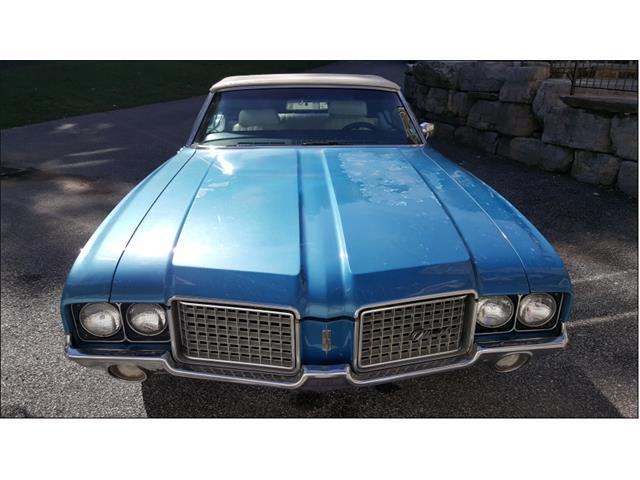 1972 Oldsmobile Convertible | 905989