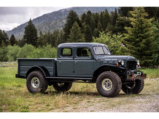 classic dodge power wagon for sale on 22 available. Black Bedroom Furniture Sets. Home Design Ideas