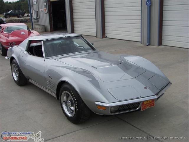 1971 Chevrolet Corvette | 900006