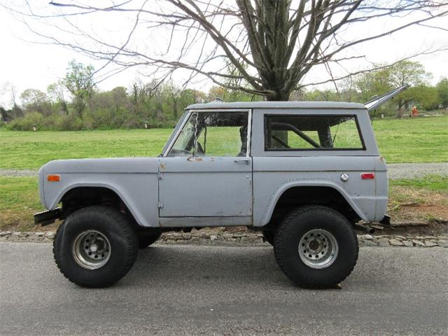 1973 Ford Bronco | 906003
