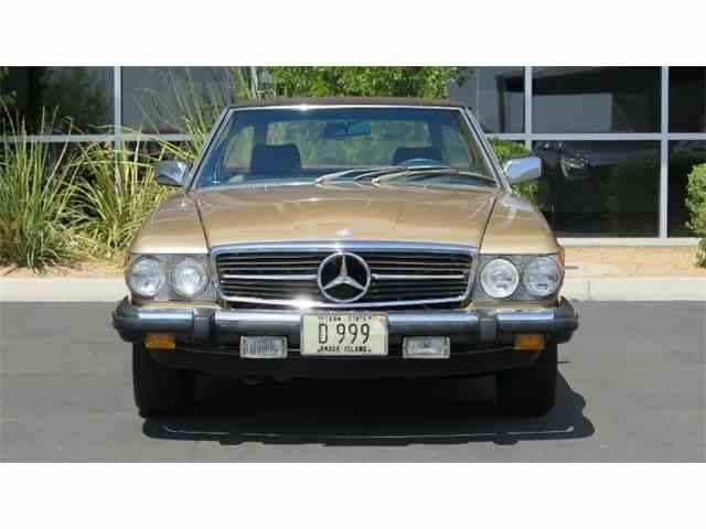 1983 Mercedes-Benz 380SL | 906005