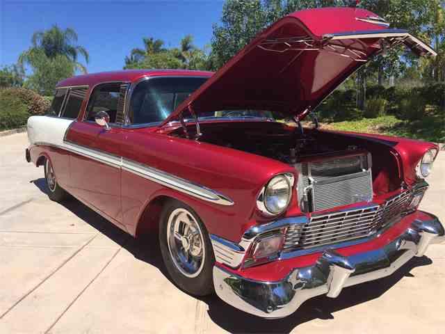 1956 Chevrolet Nomad | 906020