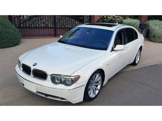 2005 BMW 7 Series | 906027