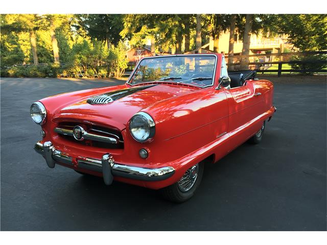 1954 Nash Metropolitan | 900603