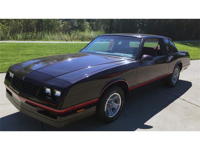 1987 Chevrolet Monte Carlo SS | 906031