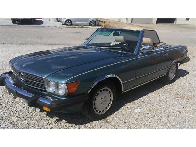 1988 Mercedes-Benz 560SL | 906037