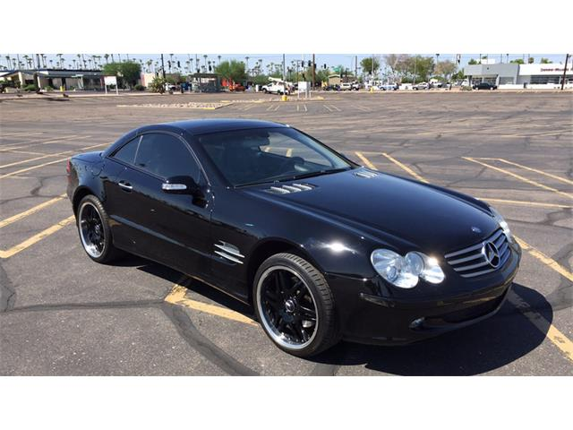 2003 Mercedes-Benz SL500 | 906042
