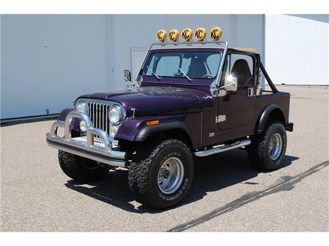 1980 Jeep CJ7   900605
