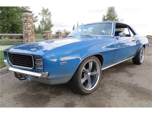 1969 Chevrolet Camaro RS | 900606