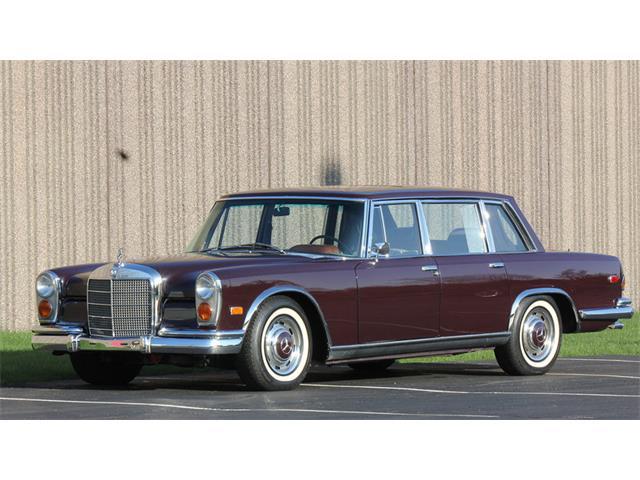 1966 Mercedes-Benz 600 Sedan   906068
