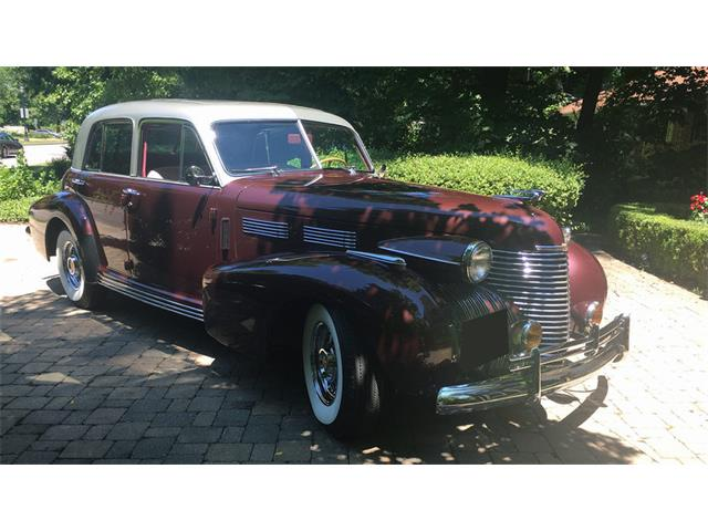 1940 Cadillac Series 60 | 906071