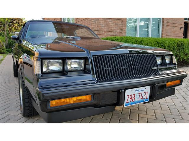 1987 Buick Grand National | 906072