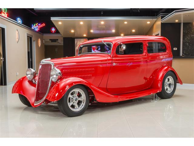 1934 Ford Tudor Sedan Street Rod | 906083