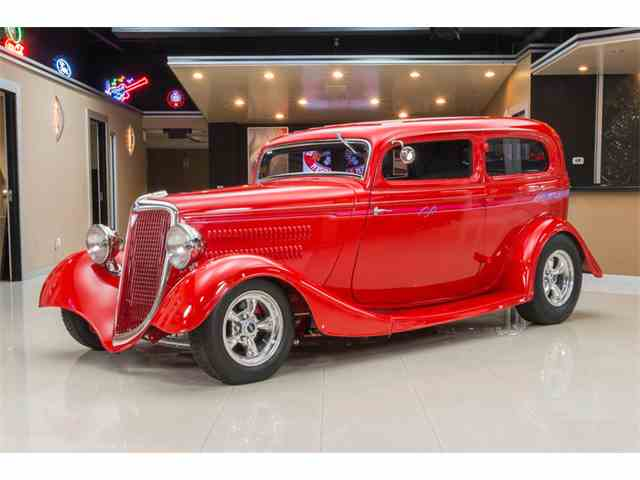 Picture of '34 Tudor Sedan Street Rod - JF4Z