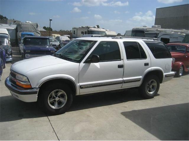 1998 Chevrolet Blazer | 906086