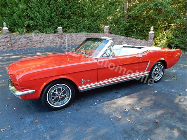 1965 Ford Mustang | 906088