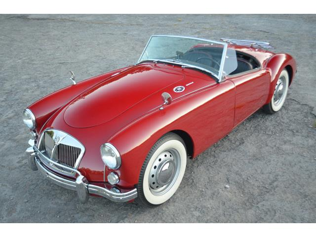 1962 MG MGA | 906094