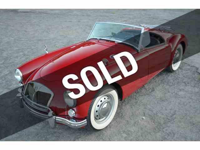 1962 MG A 1600 MKII Roadster | 906094