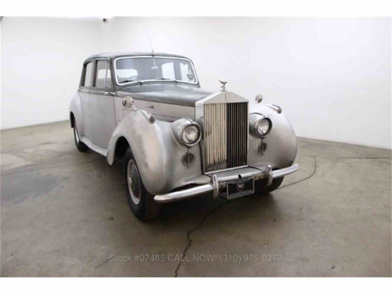 1955 Bentley R Type for Sale - CC-906098