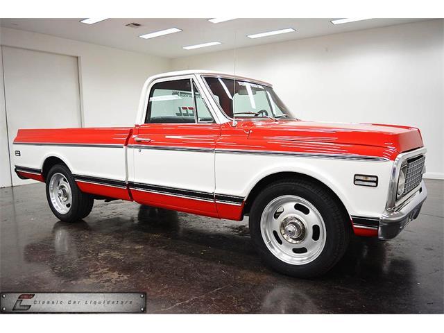 1971 Chevrolet C/K 10 | 906109