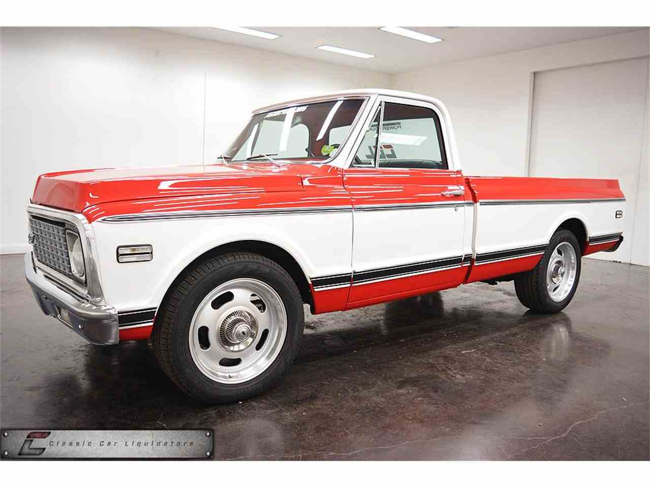 Large Picture of '71 C/K 10 - JF5P
