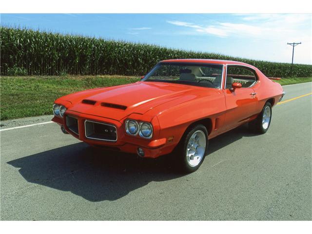 1972 Pontiac GTO | 900611
