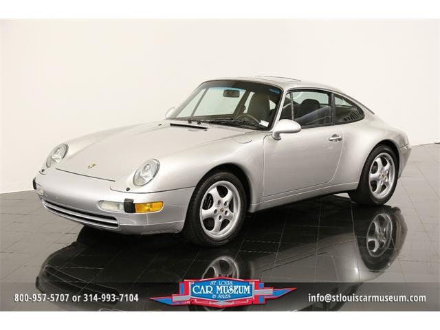 1997 Porsche 911 Carrera | 906110