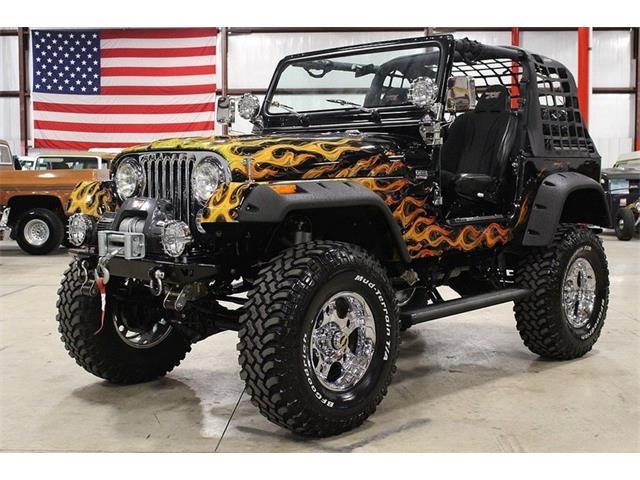 1986 Jeep CJ7 | 906114