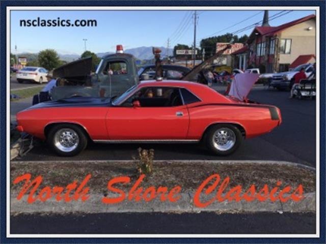 1970 Plymouth Cuda | 906121