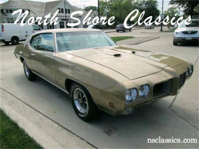 1971 Pontiac GTO | 906122