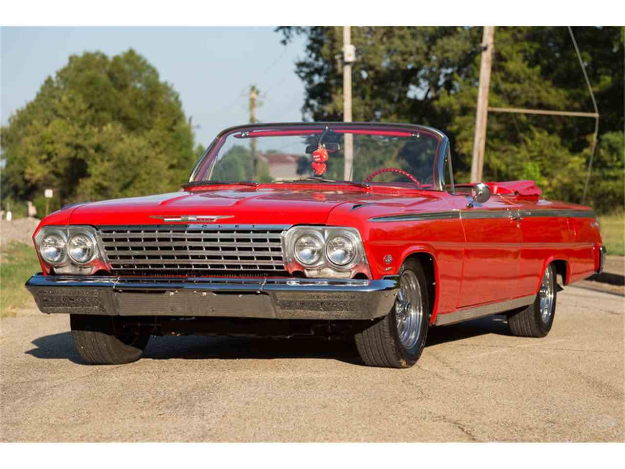 1962 Chevrolet Impala SS for Sale - CC-906123