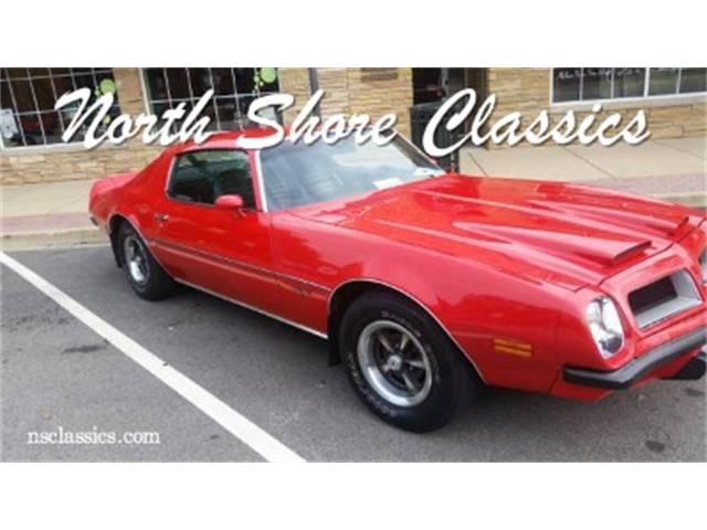 1974 Pontiac Firebird | 906127