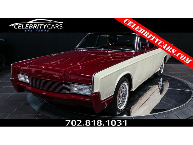 1966 Lincoln Continental Custom | 906129