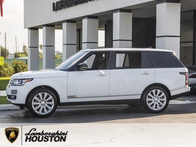 2016 Land Rover Range Rover | 906132
