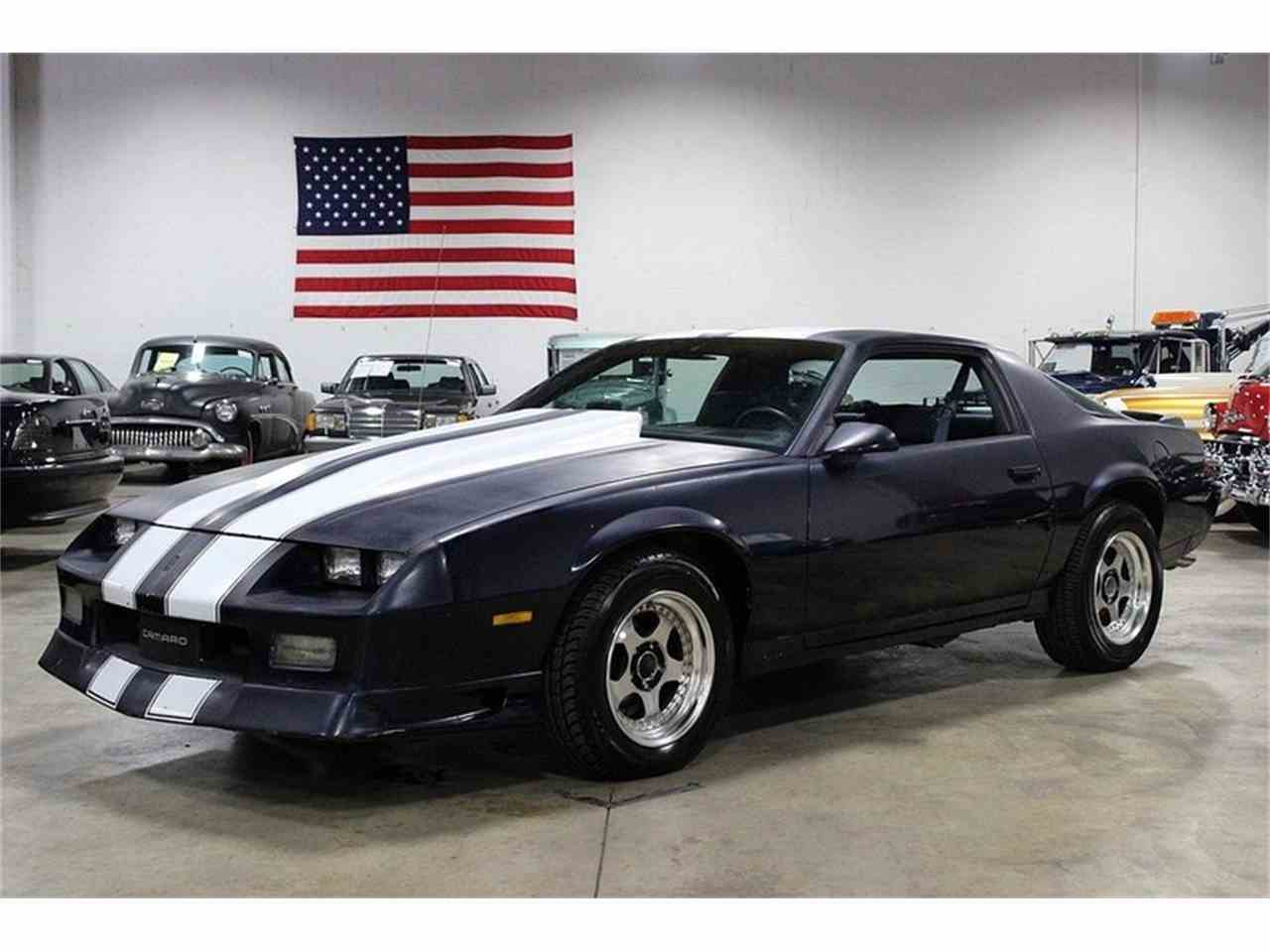 Large Picture of 1984 Chevrolet Camaro located in Kentwood Michigan - $5,900.00 Offered by GR Auto Gallery - JF6D