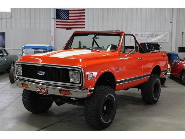 1971 Chevrolet Blazer | 906134