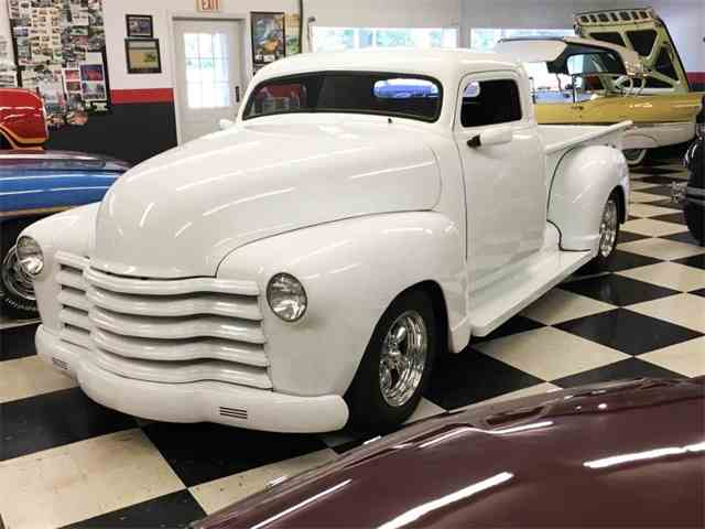 1953 Chevy/GMC Pickup Truck