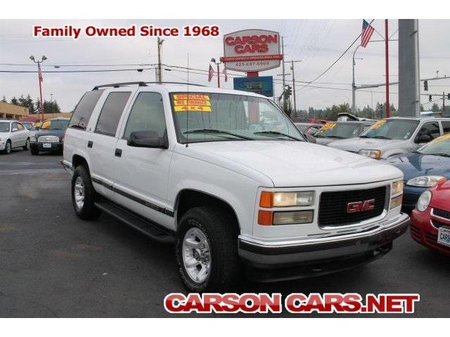 1999 GMC Yukon | 906142