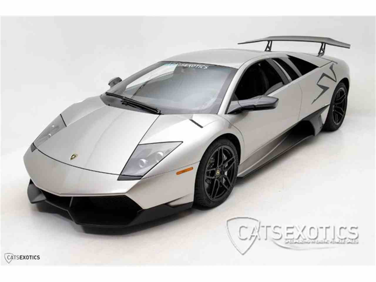2010 Lamborghini Murcielago For Sale Classiccars Com