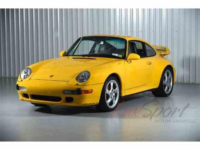 1996 Porsche 993 Carrera 4S Coupe | 906147