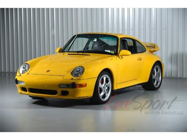 1996 Porsche 993 Carrera 4S Coupe | 906147