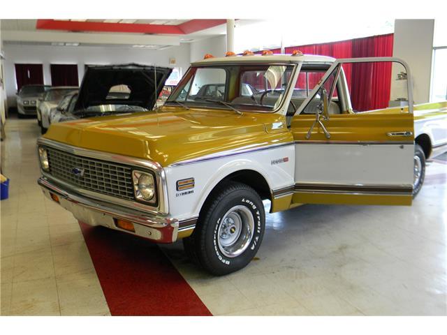 1972 Chevrolet Cheyenne | 906148