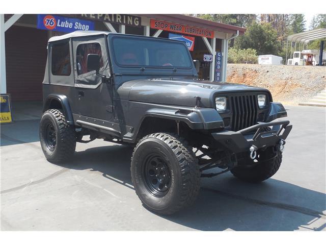 1992 Jeep Wrangler | 906157