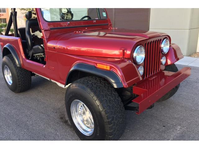 1978 Jeep CJ7 | 906160