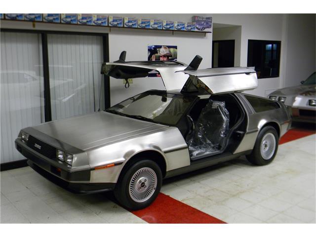 1981 DeLorean DMC-12 | 906164
