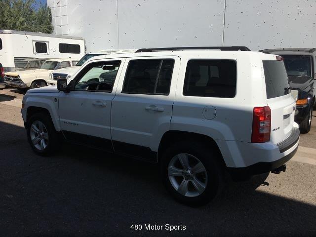 2011 Jeep Patriot | 906174